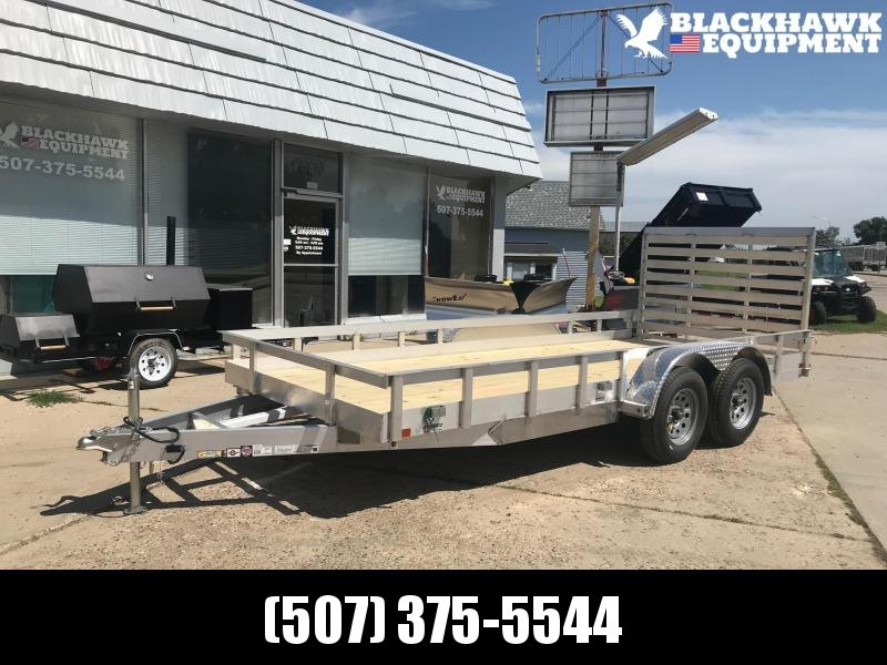 2021 Carry-On 6X16AGW7K Utility Trailer