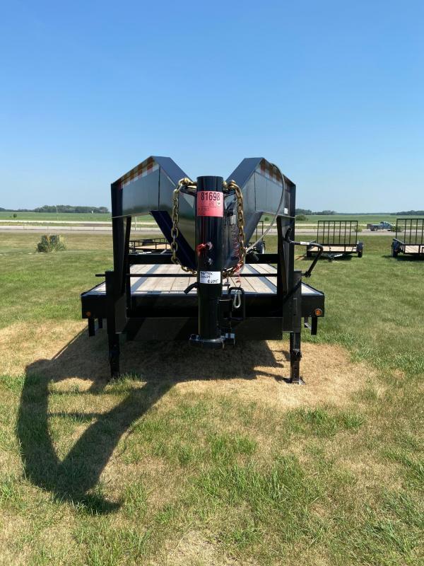 2020 Carry-On BT8.5x25GNDODT14TP Equipment Trailer