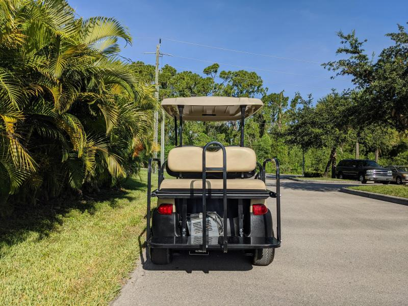USED RECONDITIONED 2017 Club Car DS Golf Cart