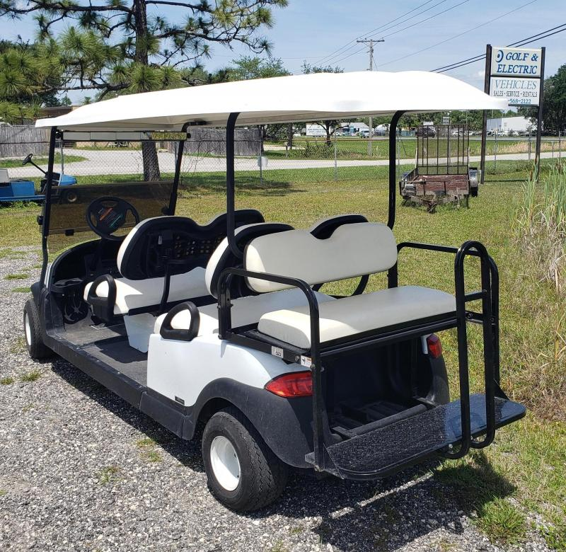 2017 Refurbished Club Car Precedent 6 Passenger Cart