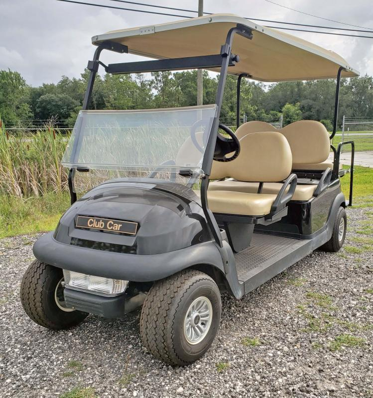 2019 Reconditioned Club Car Precedent 6 Passenger Cart