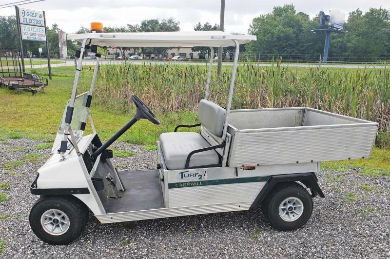 2006 Club Car Carryall 2 Gas Utility Cart