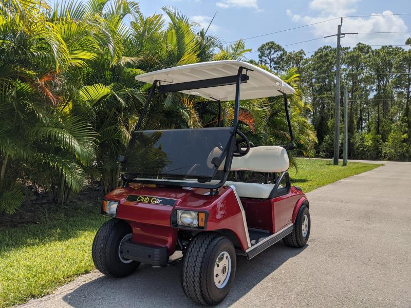 2020 RECONDITIONED Club Car DS Golf Cart