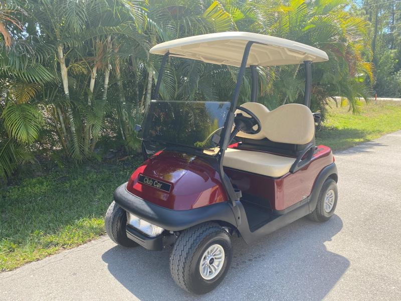 2021 Club Car PRECEDENT Golf Cart