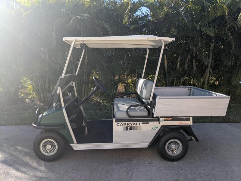 2012 Club Car CARRYALL Golf Cart