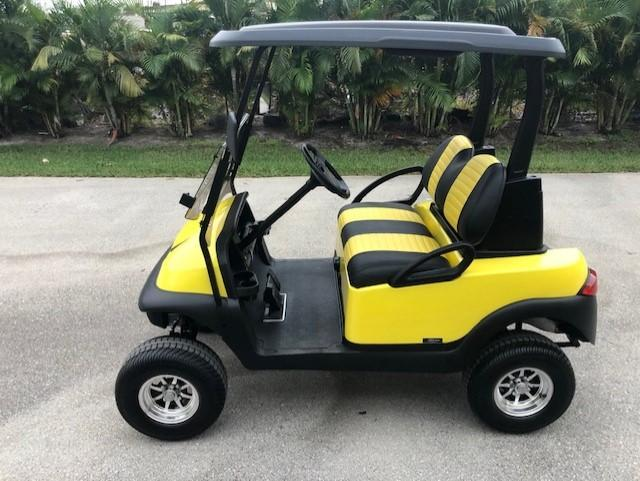 2020 RECONDITIONED Club Car Precedent