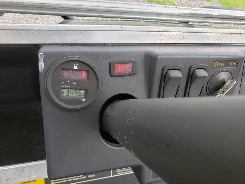 2013 Club Car Carryall 252 Gas Utility Vehicle