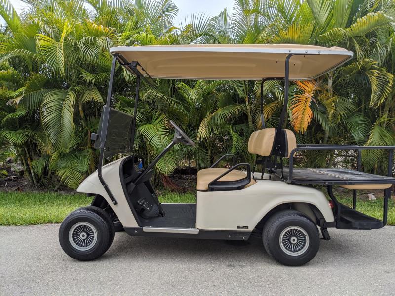 2007 E-Z-GO TXT Golf Cart