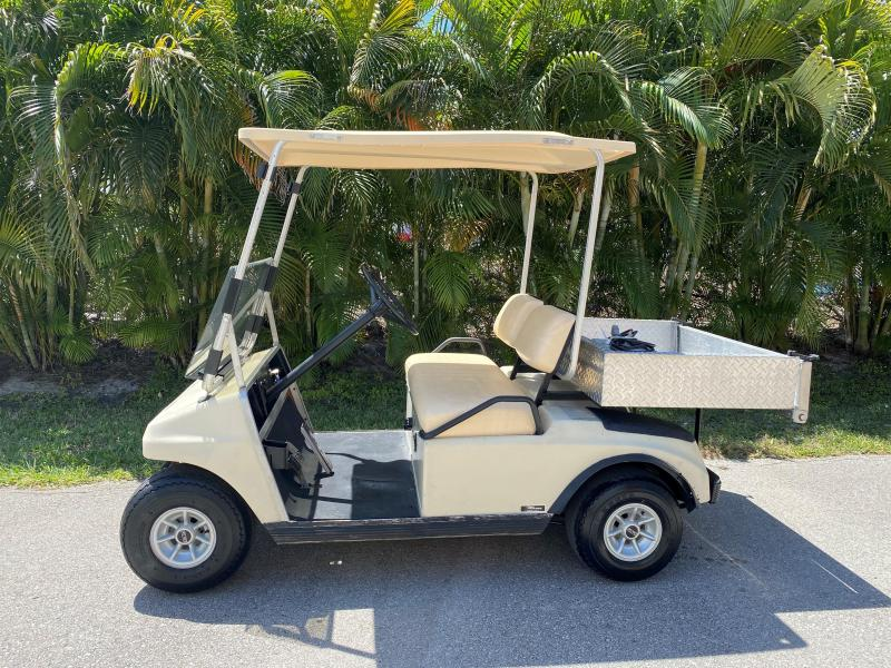 1990 Club Car USED DS WITH BED Golf Cart