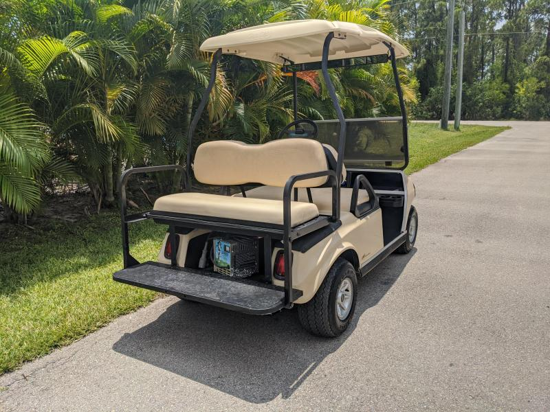 2011 Club Car DS Golf Cart