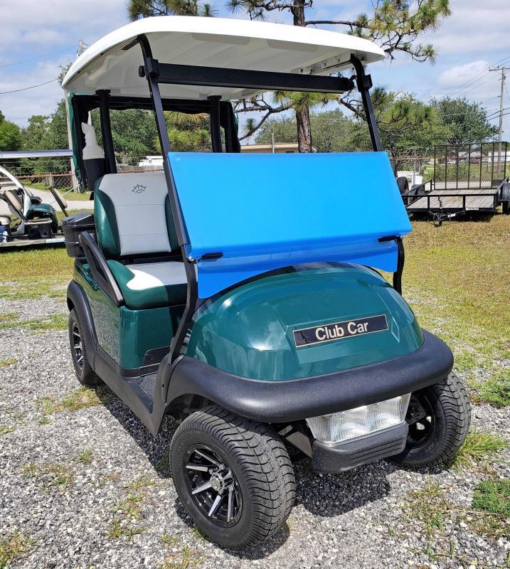 Newly Refurbished Club Car Precedent Golf Cart
