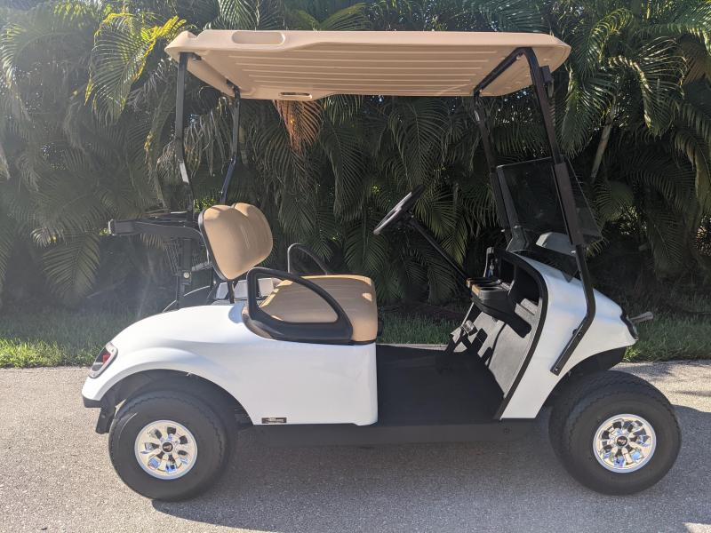 2021 E-Z-GO TXT 48 Golf Cart