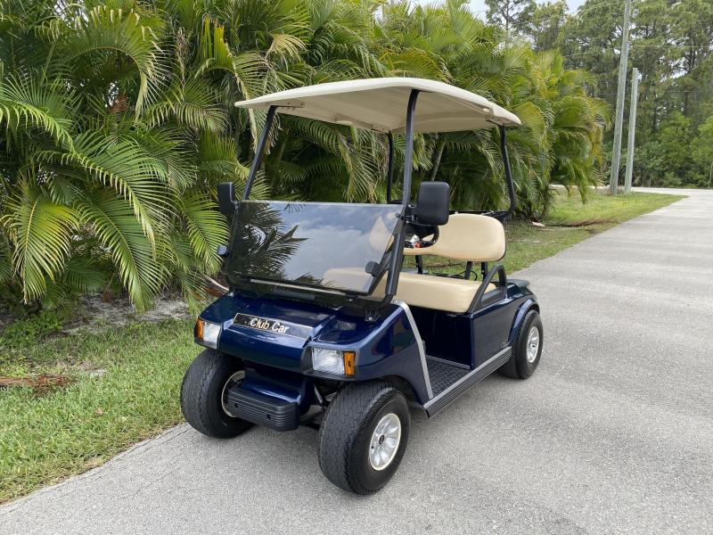 2020 Club Car DS Golf Cart