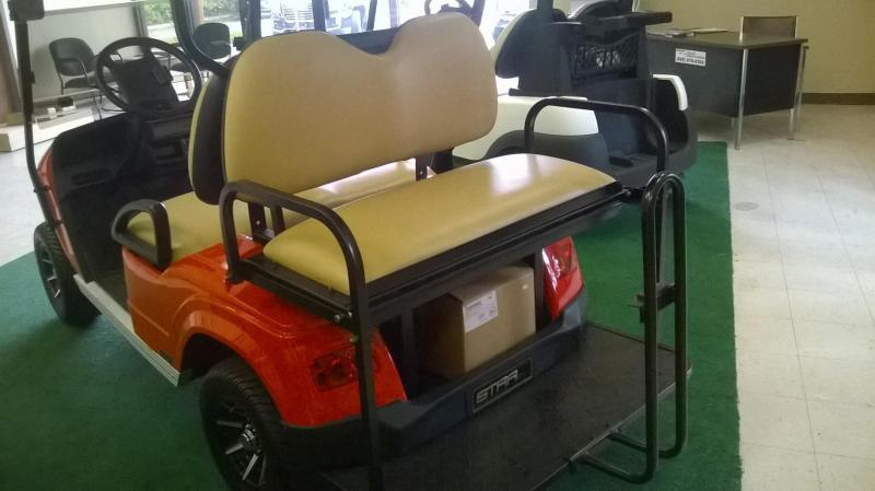 2021 Star Electric Vehicles Classic 4 passenger