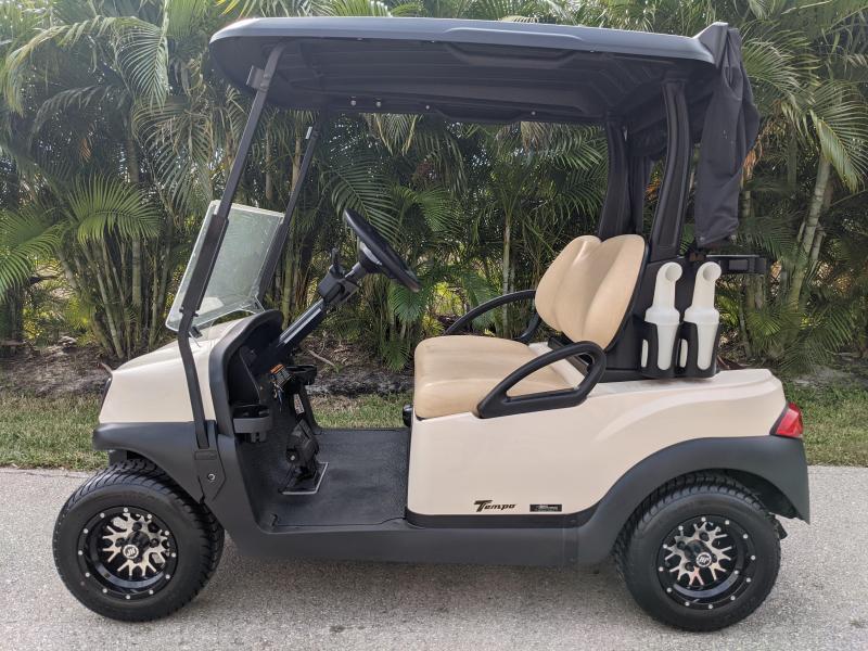 USED 2020 Club Car TEMPO Golf Cart
