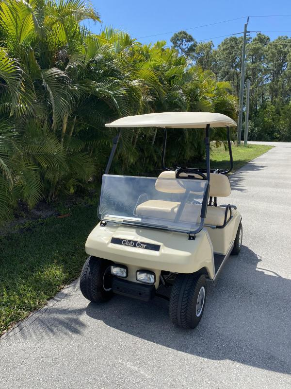2000 Club Car USED DS Golf Cart