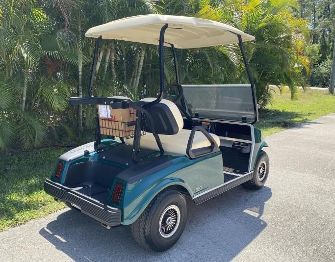 2021 Reconditioned Club Car DS Model Golf Cart
