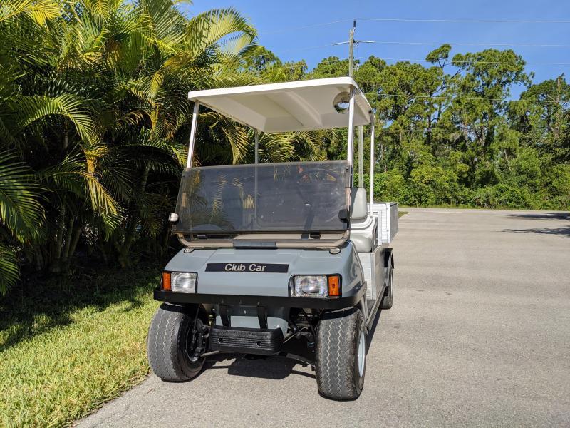 2002 Club Car CARRYALL 2 PLUS Golf Cart