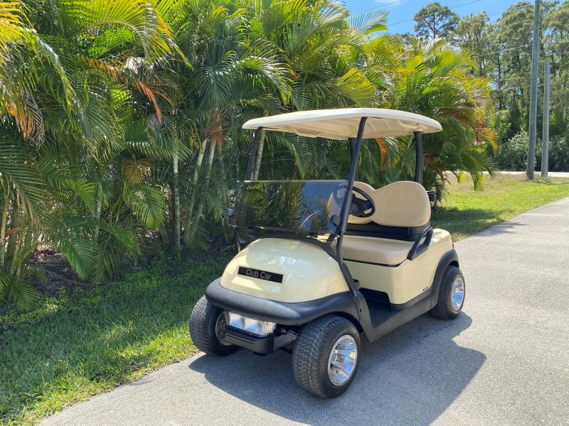 2021 Club Car PRECEDENT RECONDITIONED Golf Cart