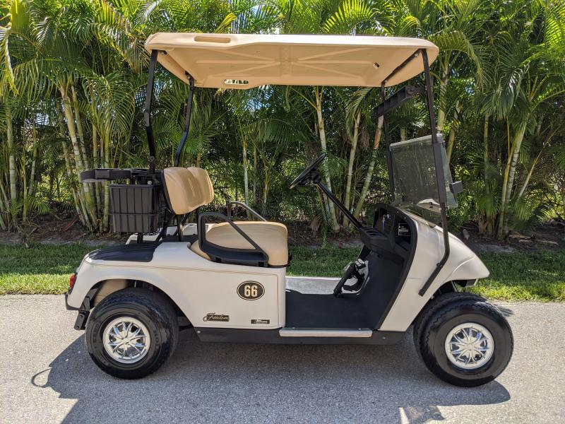 2001 E-Z-GO TXT Golf Cart