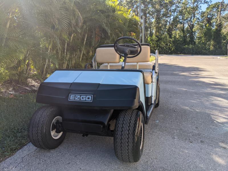 1994 E-Z-GO MARATHON Golf Cart