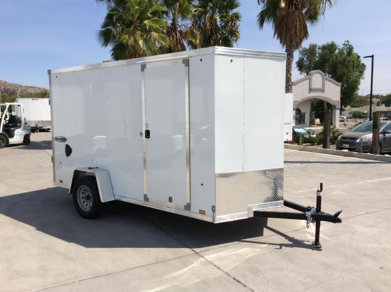 2021 Look Trailers Element 6' x 12' Enclosed Cargo Trailer