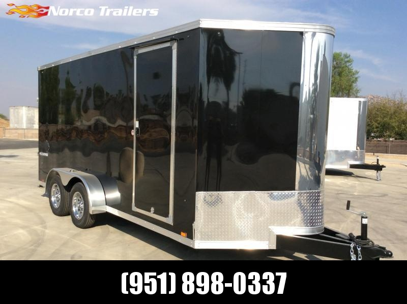 2021 Pace American CargoSport 7' x 16' Cargo / Enclosed Trailer