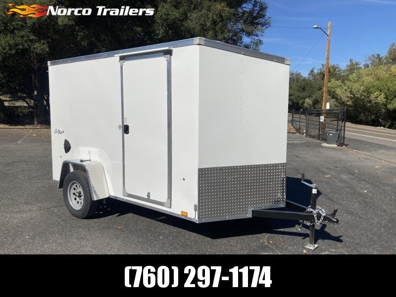2022 Pace American Outback 6 x 10' DLX Enclosed Cargo Trailer