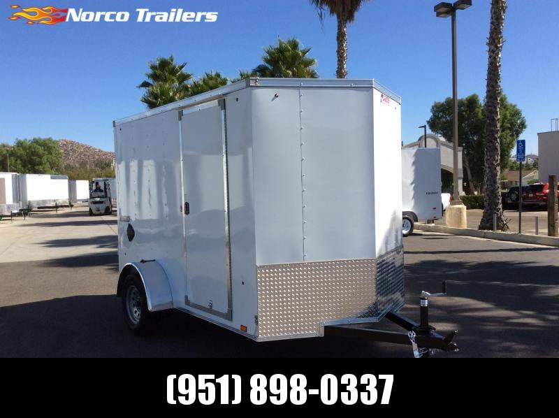 2021 Pace American Journey 6' x 10' Cargo / Enclosed Trailer