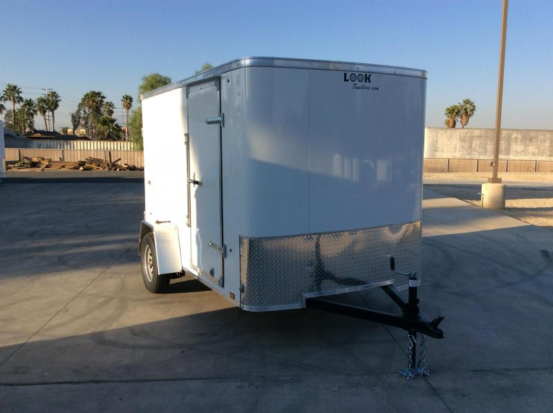 2021 Look Trailers STLC 6 X 10 Enclosed Cargo Trailer
