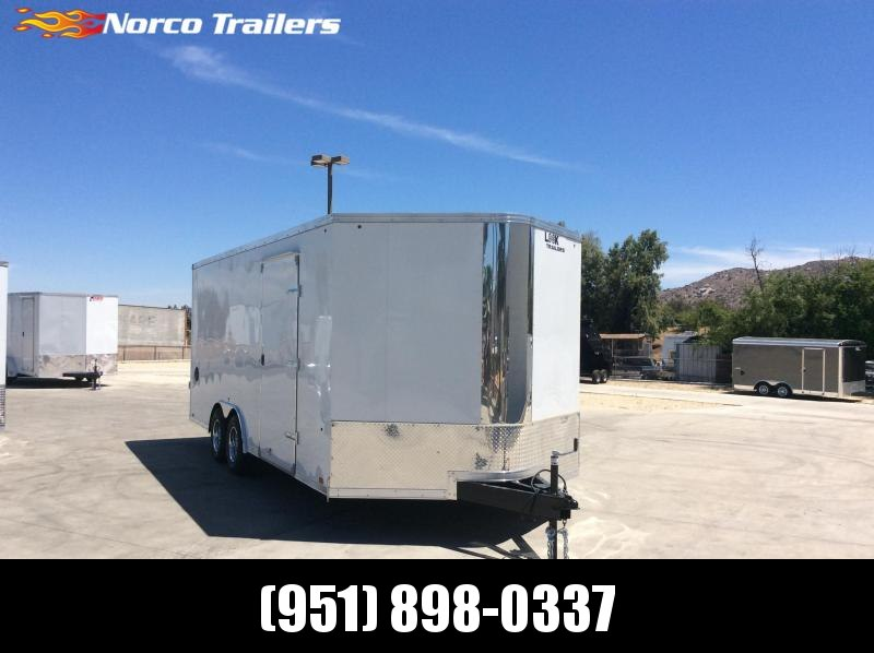 2022 Look Trailers Vision 8.5' x 20' 10K Car / Racing Trailer