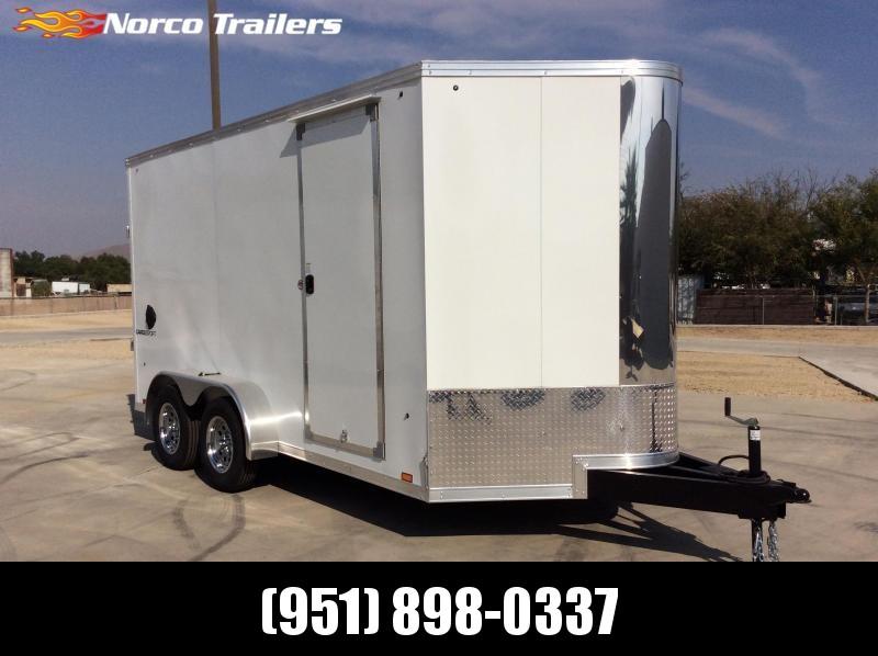 2021 Pace American CargoSport 7' x 14' Flat  Cargo / Enclosed Trailer