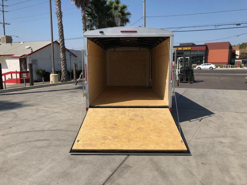 2021 Look Trailers Element 7' x 16' Cargo / Enclosed Trailer