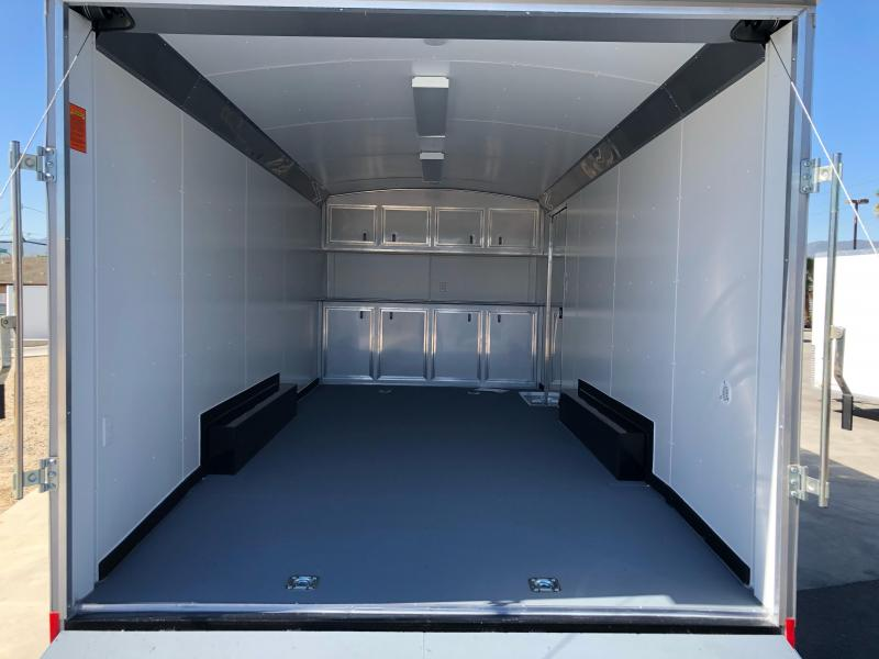 2022 Pace American CargoSport 8.5' x 20' 10K Car / Racing Trailer
