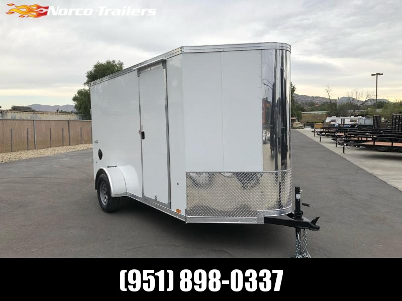 2022 Look Trailers Vision 6' x 12' Cargo / Enclosed Trailer