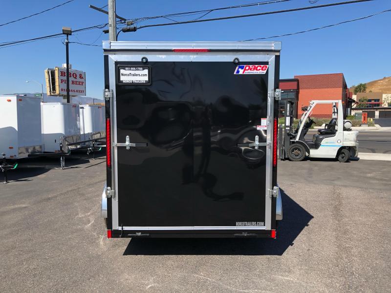 2021 Pace American Cargo Sport 6' x 10' Enclosed Cargo Trailer