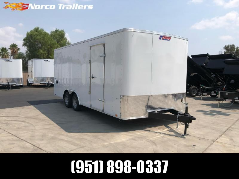2022 Pace American Outback 8.5' x 20' Car / Racing Trailer