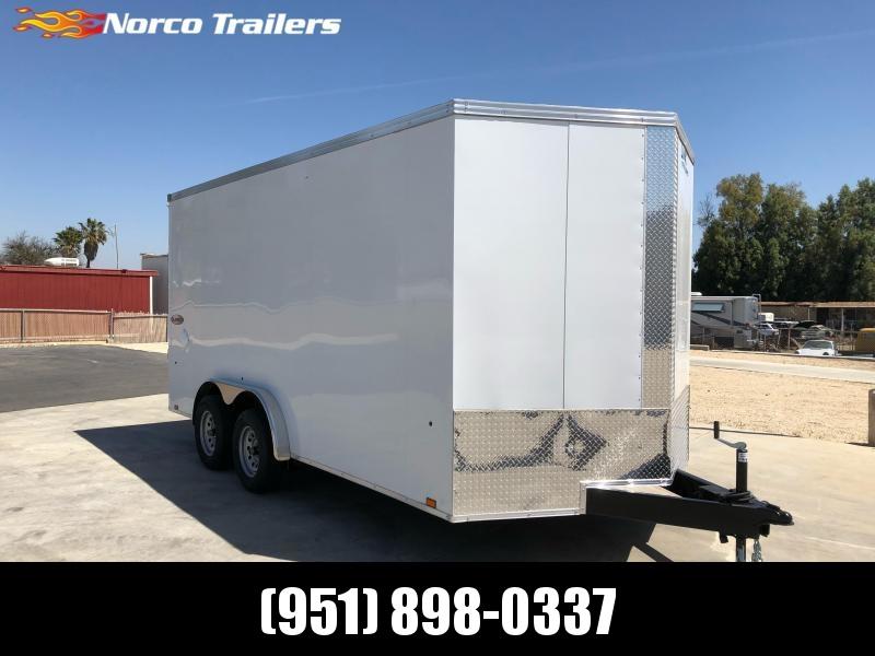 2022 Look Trailers Element 7.5x16 Enclosed Cargo Trailer