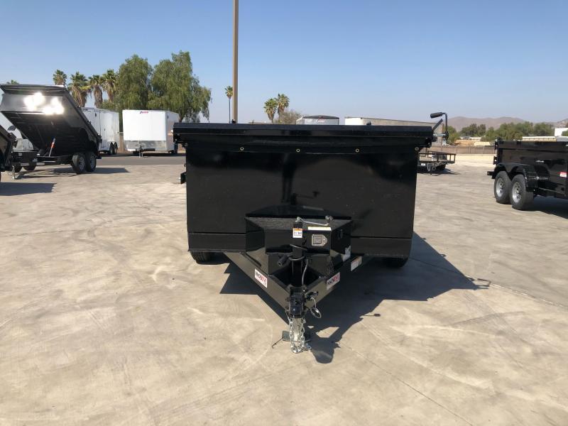 2021 Innovative Trailer Mfg. 72 x 10 Dump Trailer
