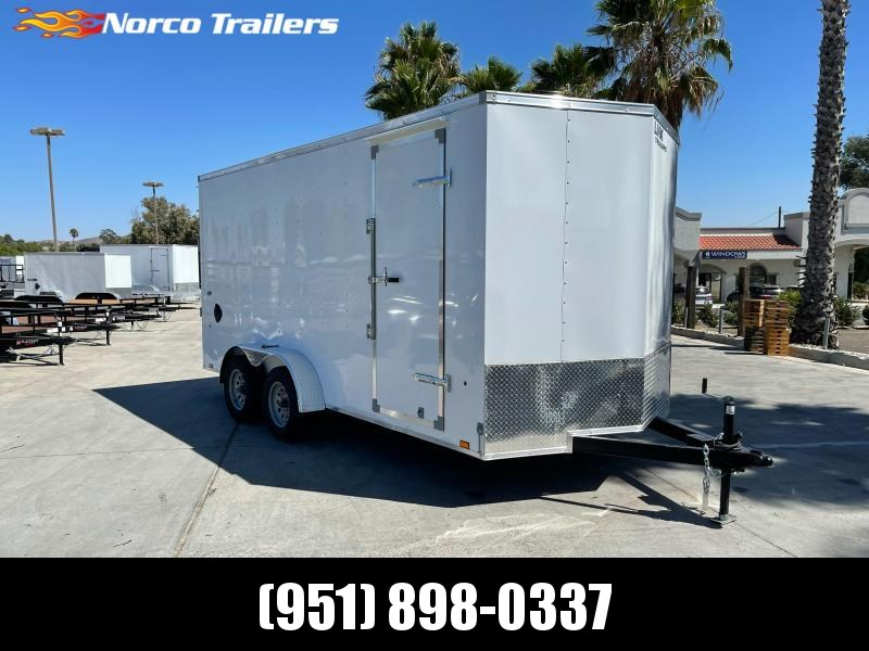 2022 Look Trailers STVLC 7' x 16' Tandem Axle Enclosed Cargo Trailer