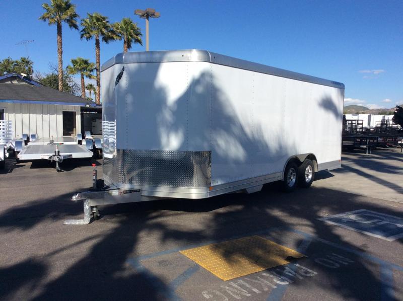 2019 Featherlite 4926 8.5' x 20' Tandem Axle Car / Racing Trailer