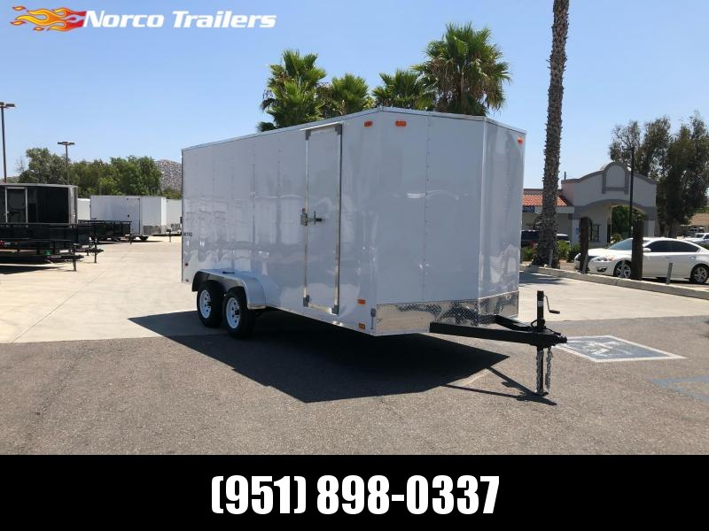 2021 Pace American Metro 7x16 R Enclosed Cargo Trailer