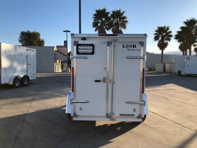 2022 Look Trailers STLC 5' x 10' Enclosed Cargo Trailer
