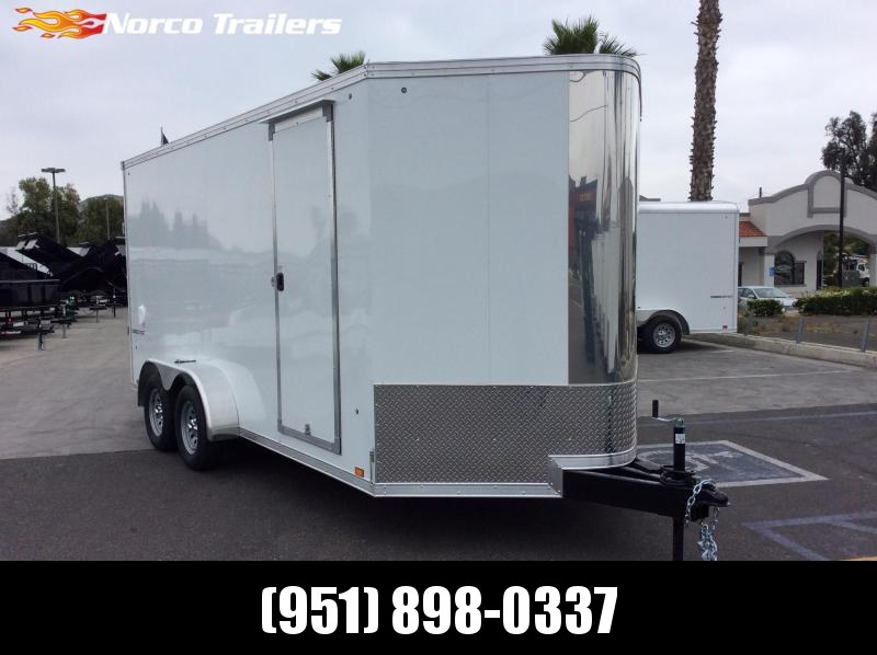 2019 Pace American Cargo Sport 7' x 16' Tandem Axle Enclosed Cargo Trailer