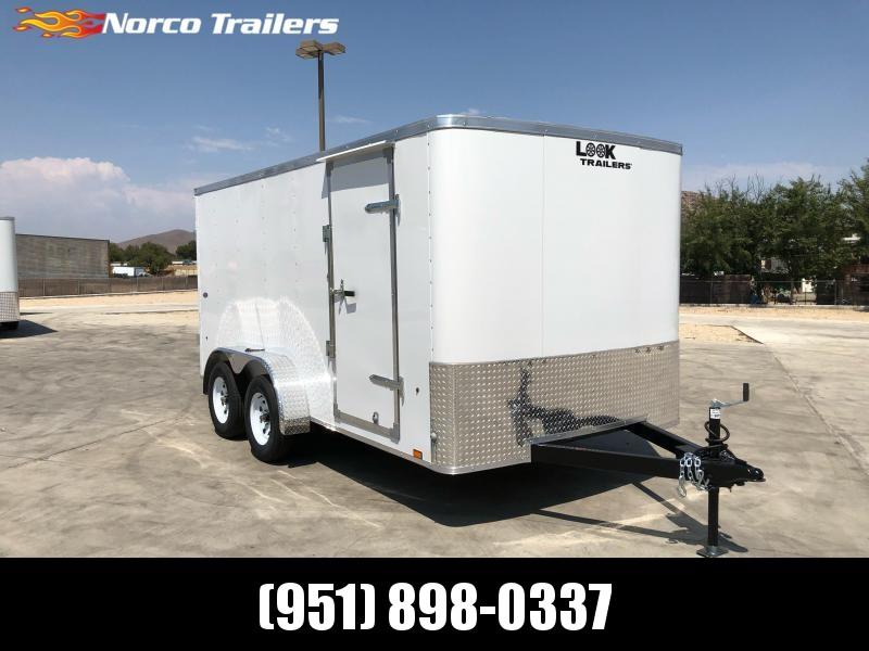 2022 Look Trailers STLC 7' x 14' Enclosed Cargo Trailer