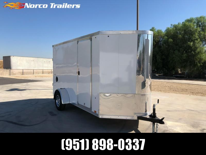2021 Look Trailers Vision 6' x 12' Cargo / Enclosed Trailer