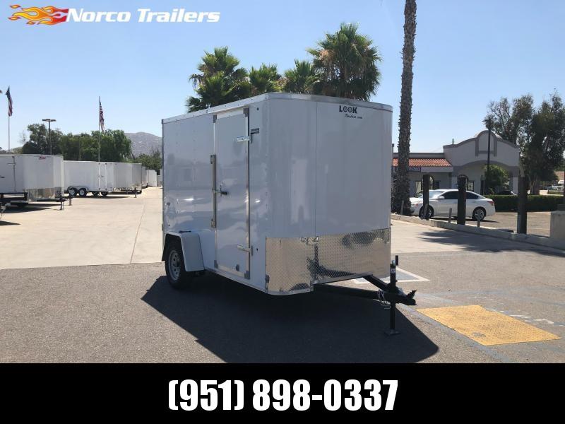 2021 Look Trailers STLC 6 x 10' Enclosed Cargo Trailer