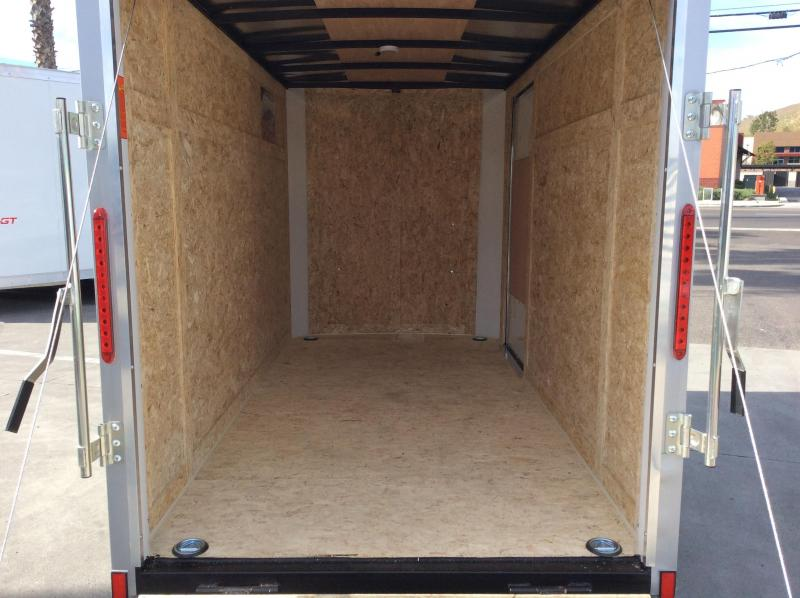 2021 Look Trailers STLC 5' x 10' Single Axe Enclosed Cargo Trailer