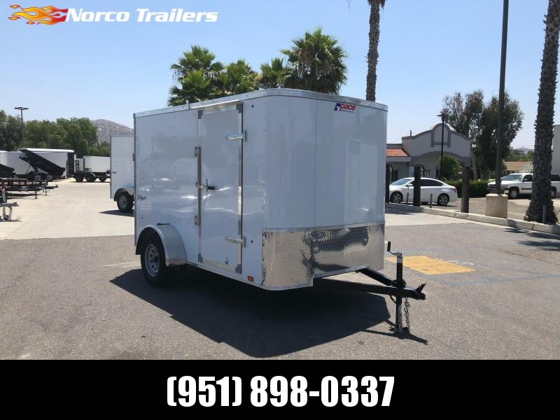 2021 Pace American Outback 6' x 10' Single Axle Enclosed Cargo Trailer