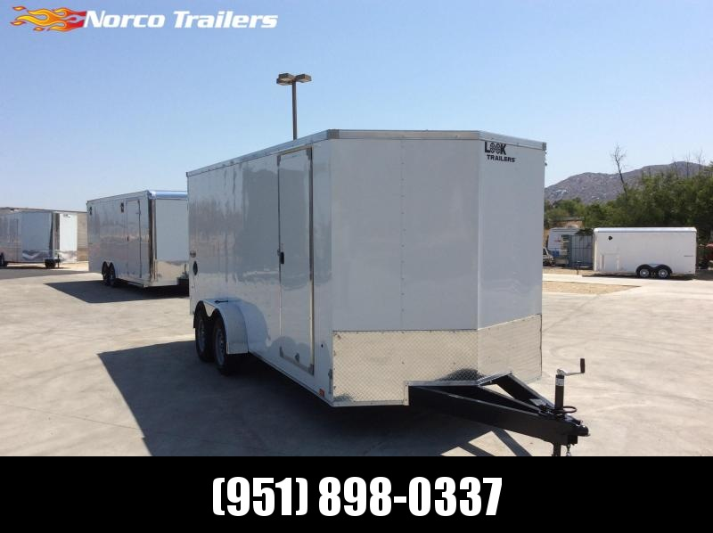 2022 Look Trailers Element 7' X 18' Enclosed Cargo Trailer